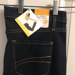 Second Skin Yoga Jean